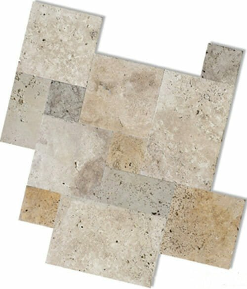 Antique Travertine Tiles