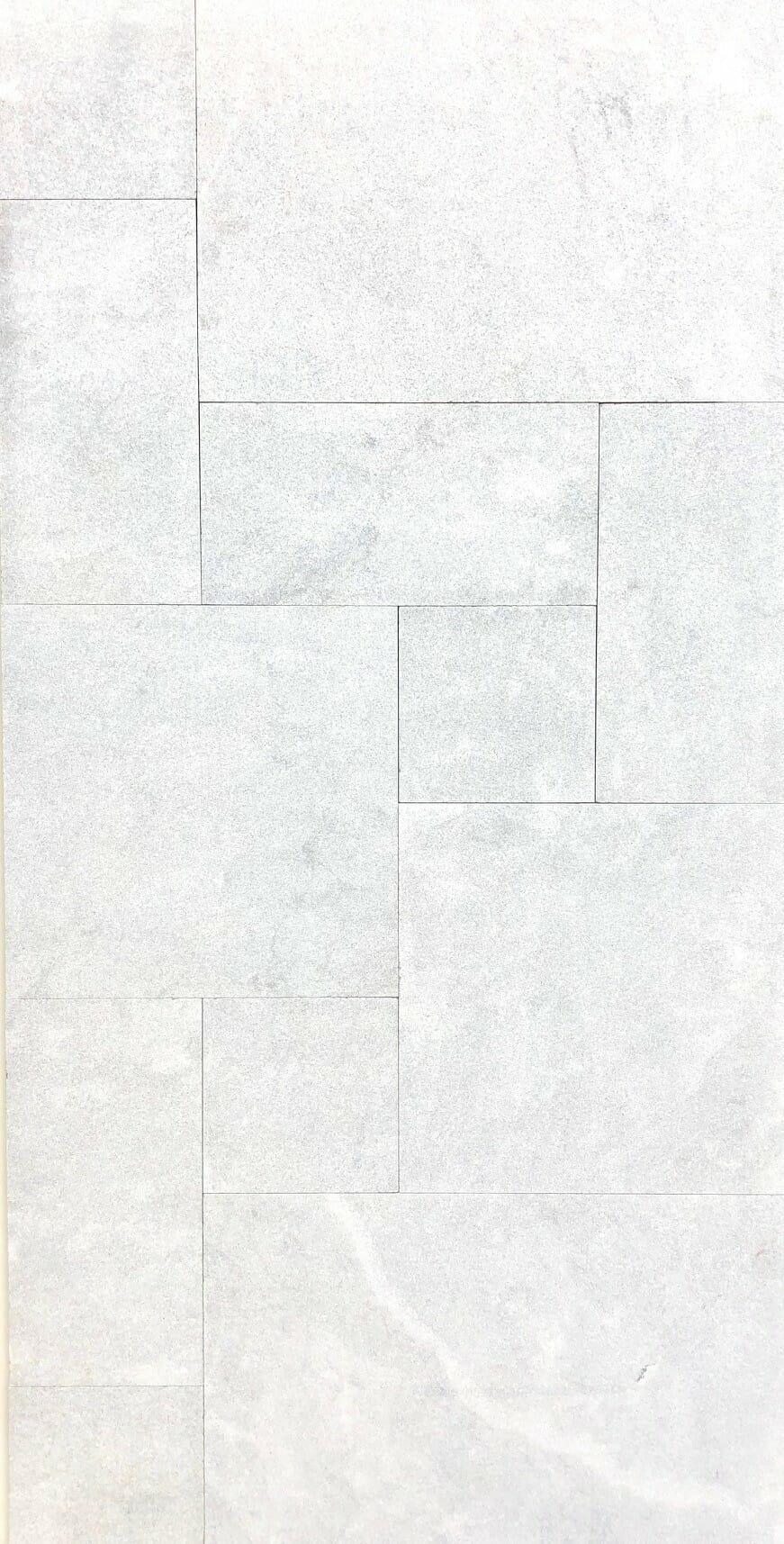 Whistler White Limestone Premium Grade Travertine